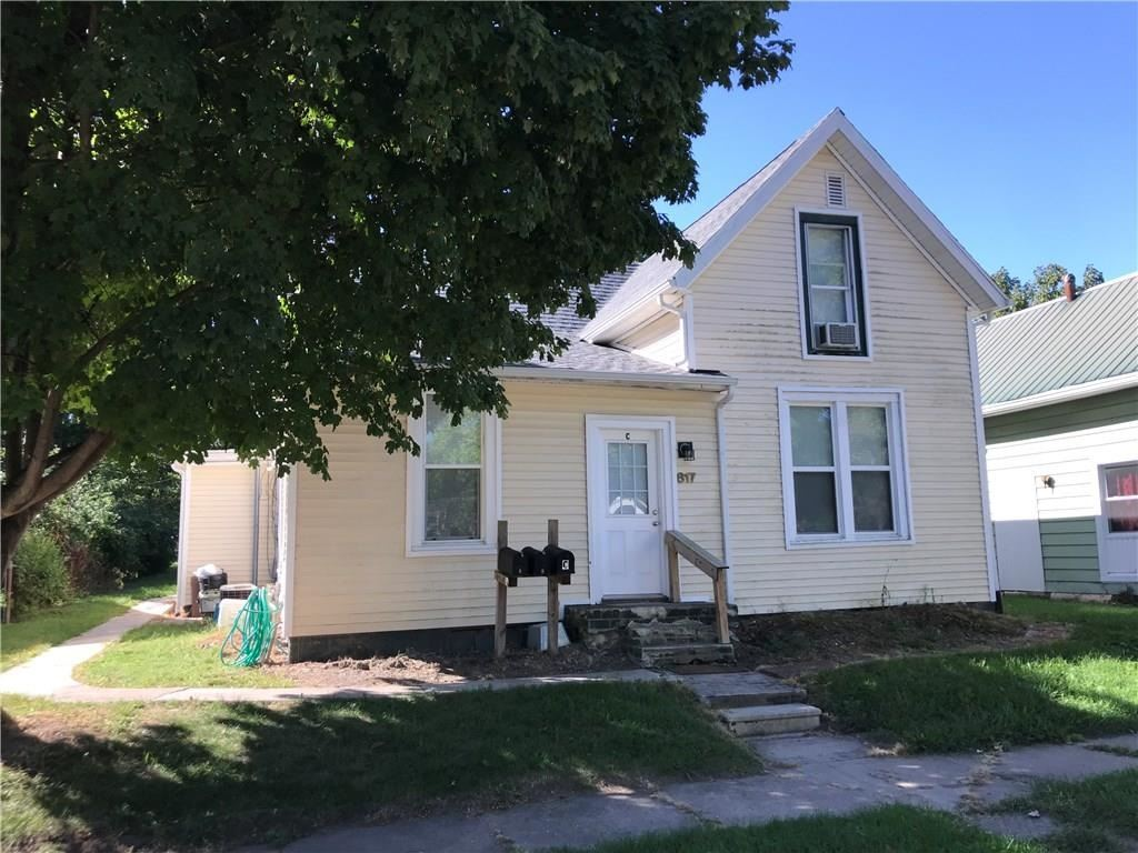 817 W Pike Street, Crawfordsville, IN 47933 - MLS#: 201945448