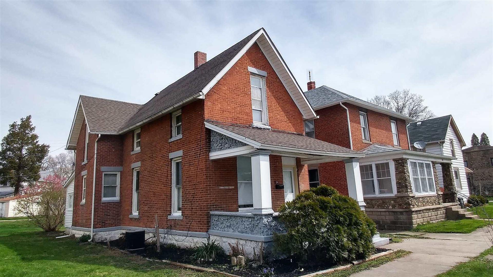 24 E Taylor Street, Huntington, IN 46750 - #: 202014448