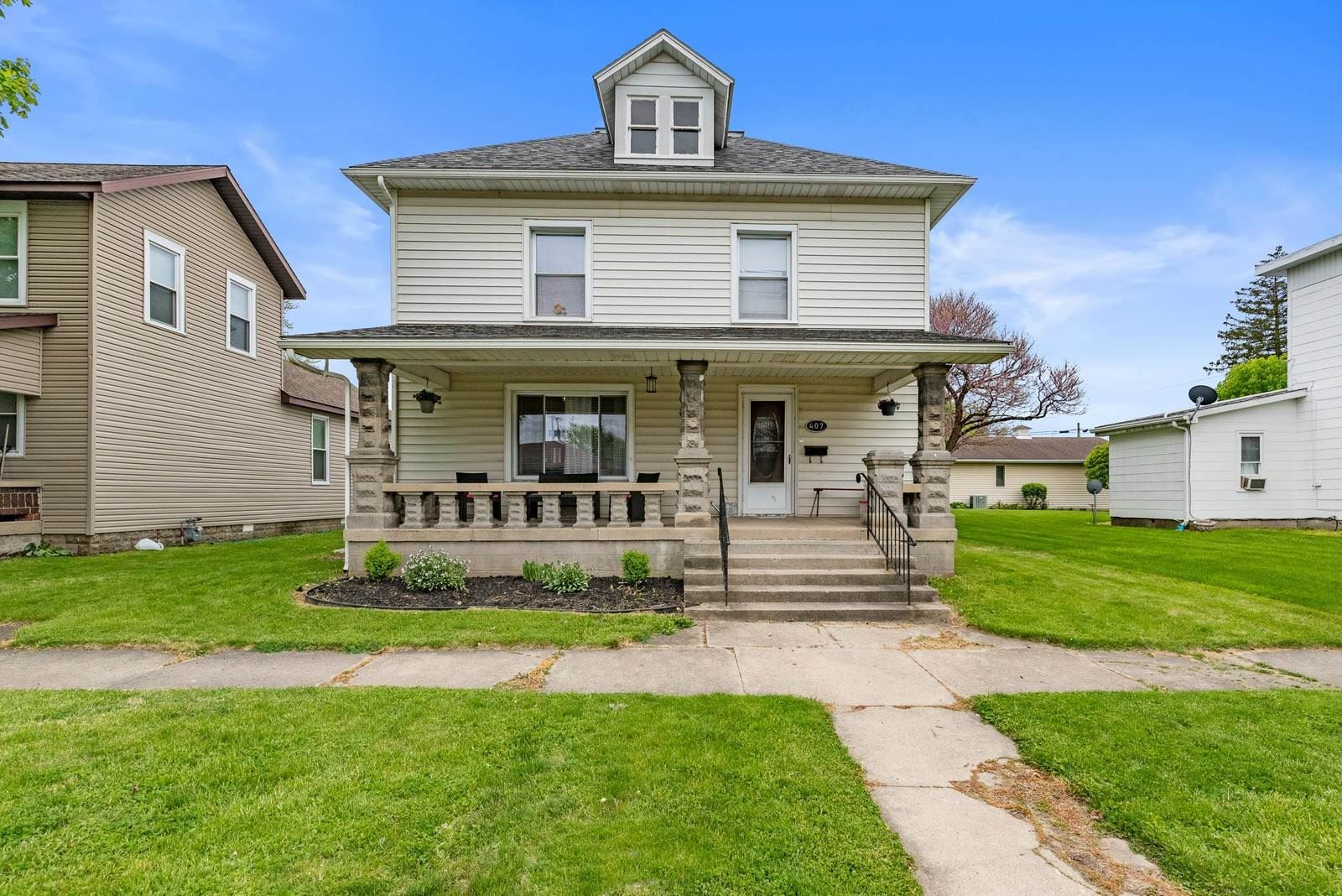 407 W Franklin Street, Winchester, IN 47394 - #: 202038449