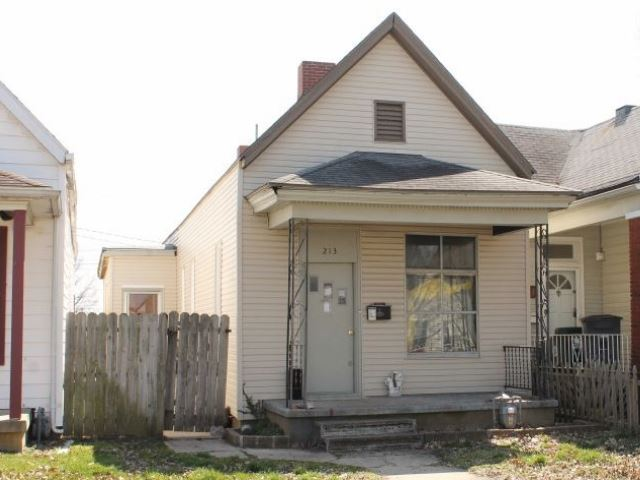 213 E Maryland Street, Evansville, IN 47711 - #: 201928450