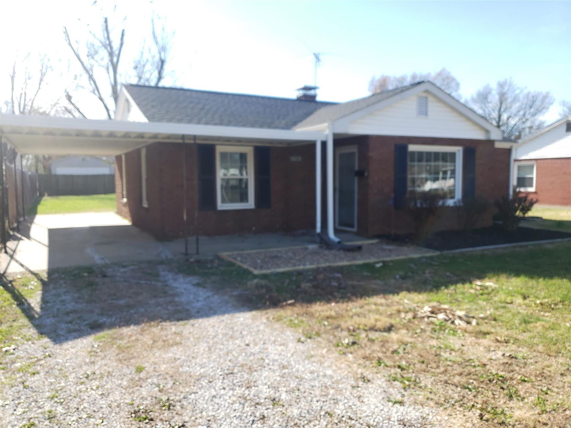1613 Covert Avenue, Evansville, IN 47714 - #: 202046450