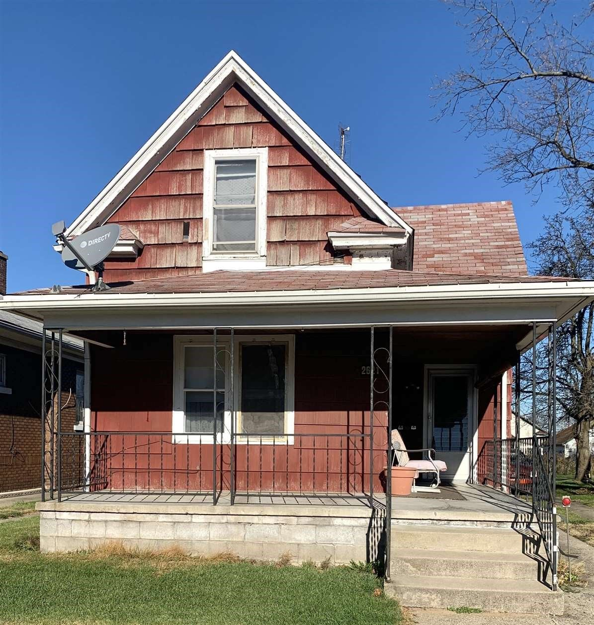 2621 Huron Street, South Bend, IN 46619 - #: 202048452