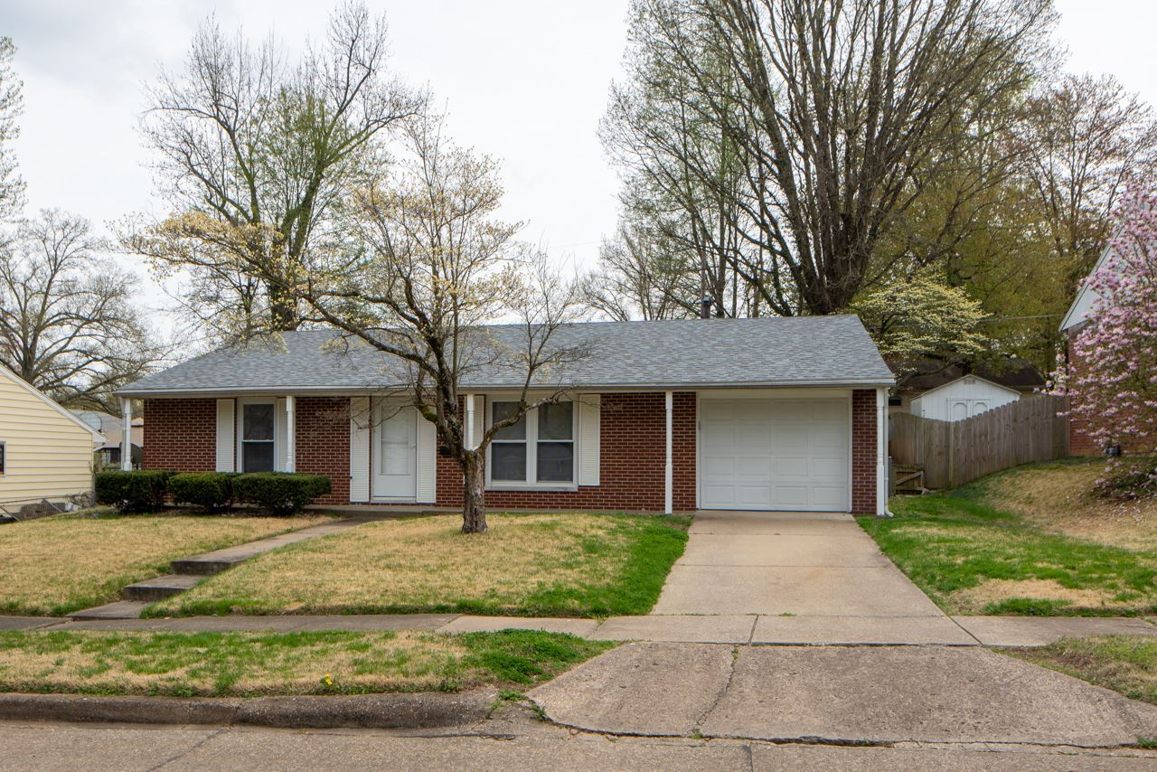 1286 Woodbine Lane, Evansville, IN 47710 - #: 202012455