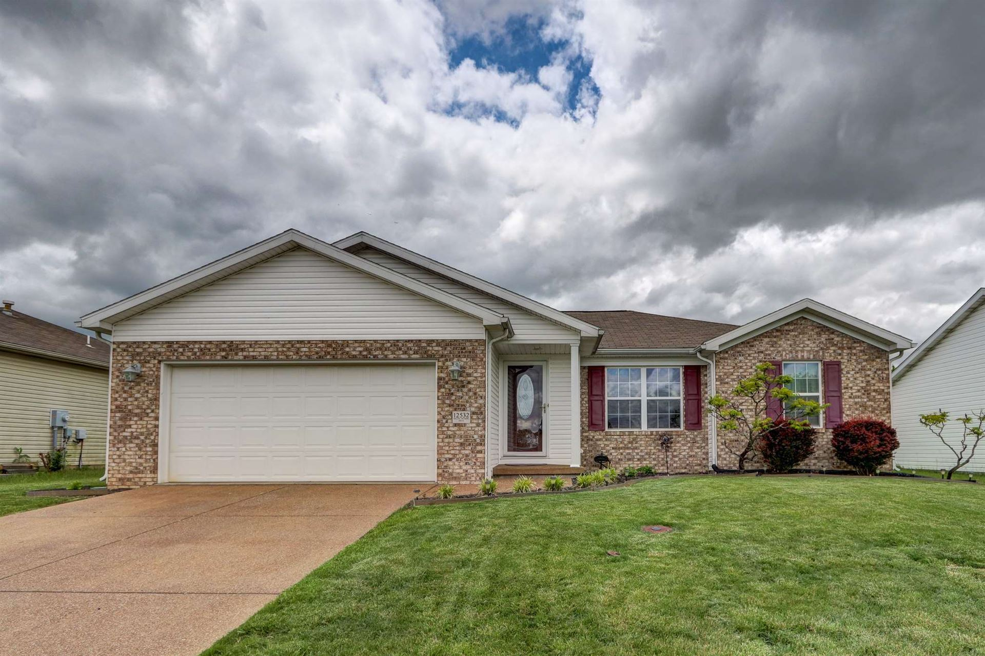 12532 Rolling Meadows Drive, Evansville, IN 47725 - #: 202018461