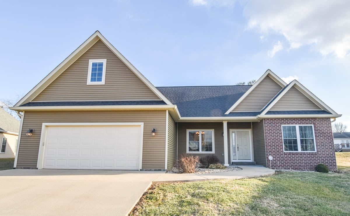 7389 W Higgins Court, Ellettsville, IN 47429 - #: 202006465