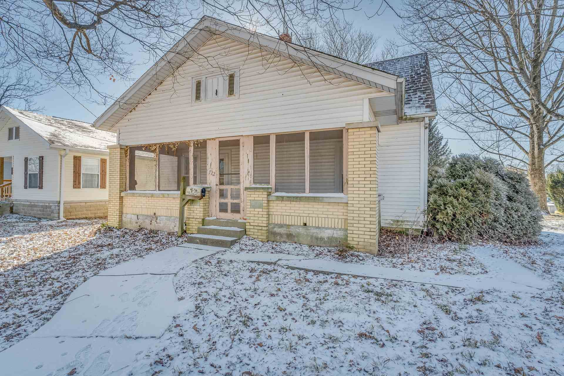 722 25th Street, Bedford, IN 47421 - #: 202104466