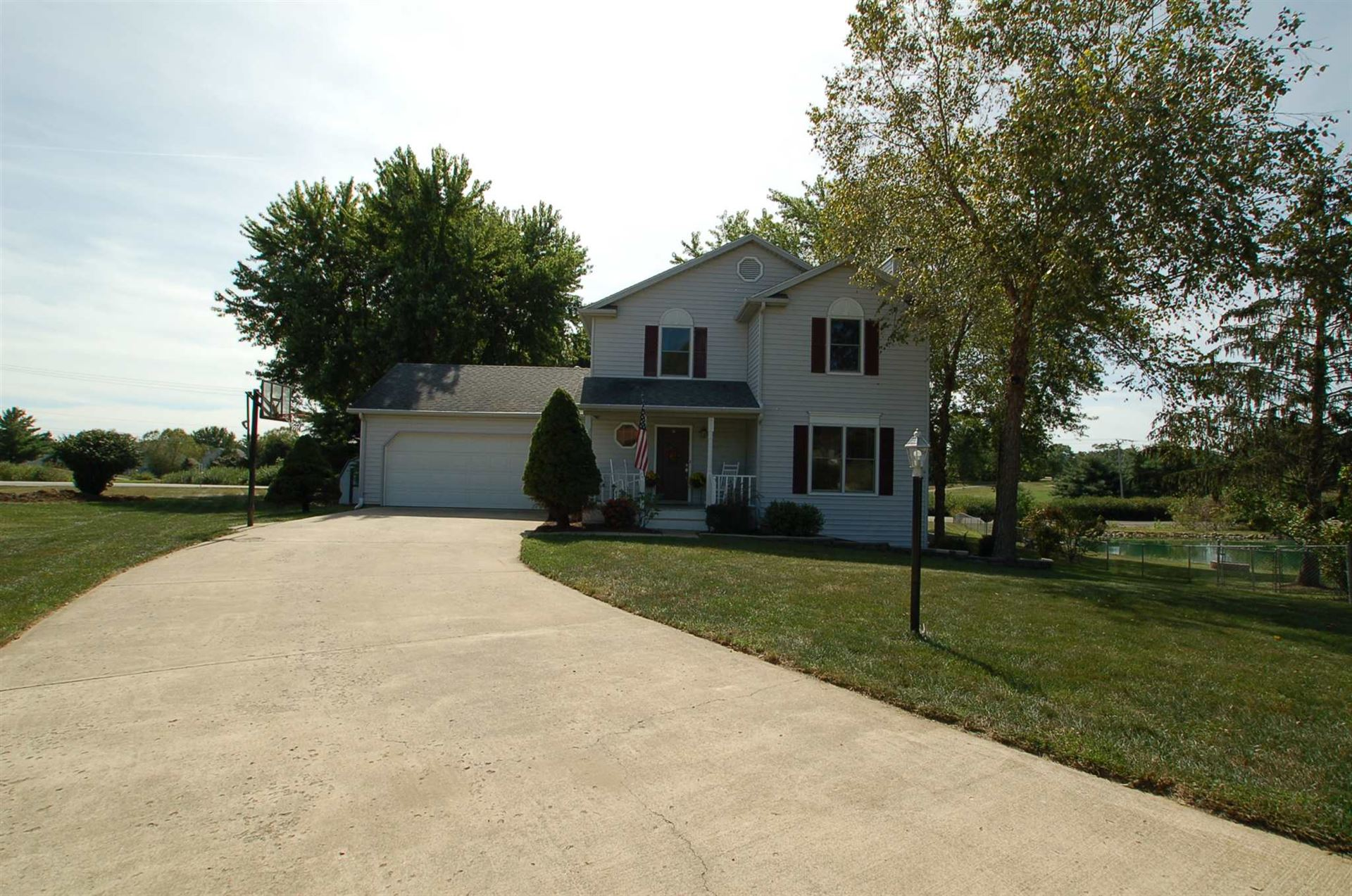 8896 Aster Court, Bloomington, IN 47401 - #: 201942468