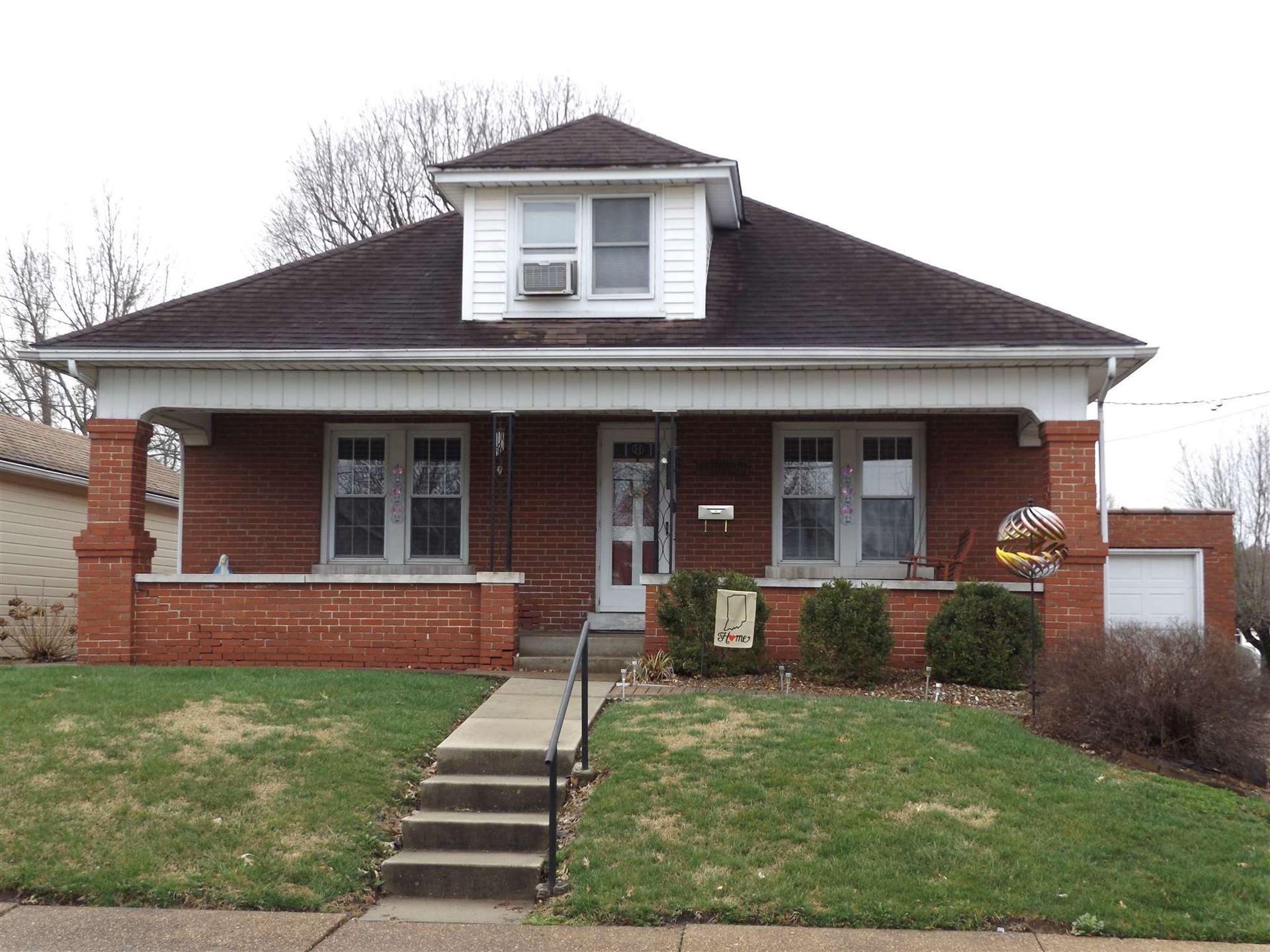107 E First Street, Huntingburg, IN 47542 - #: 202010470