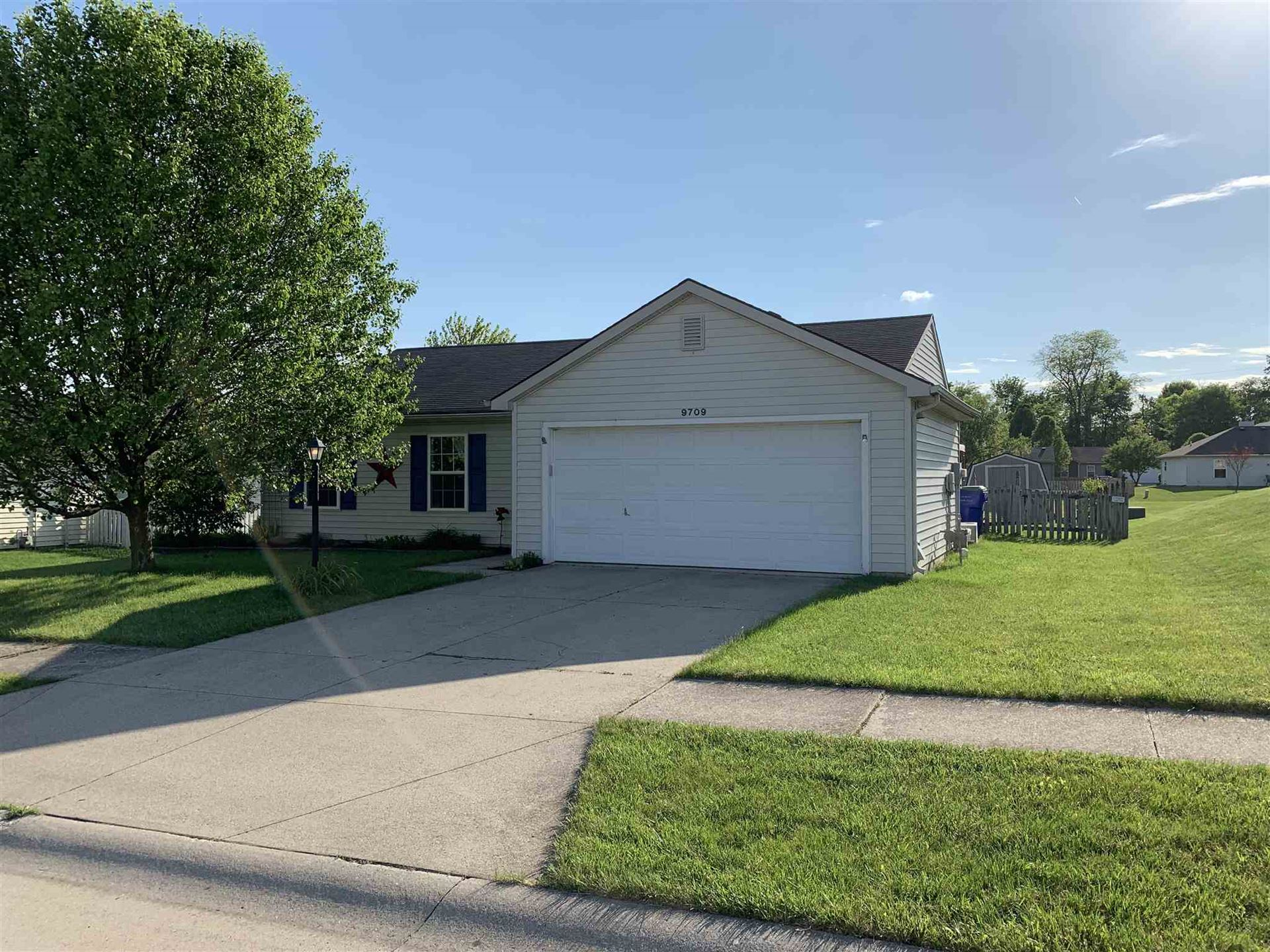 9709 Rio Canyon Court, Fort Wayne, IN 46825 - #: 202019470
