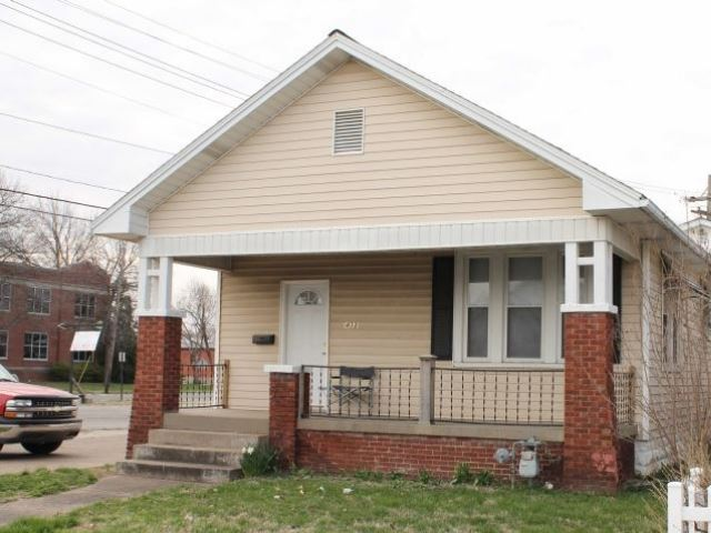 433 Enlow Avenue, Evansville, IN 47711 - #: 201928471