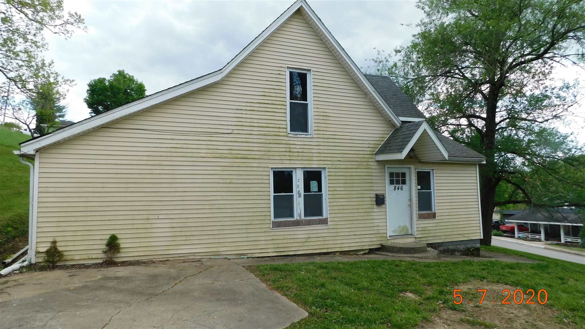 846 S Indiana Avenue, French Lick, IN 47432 - #: 202019471