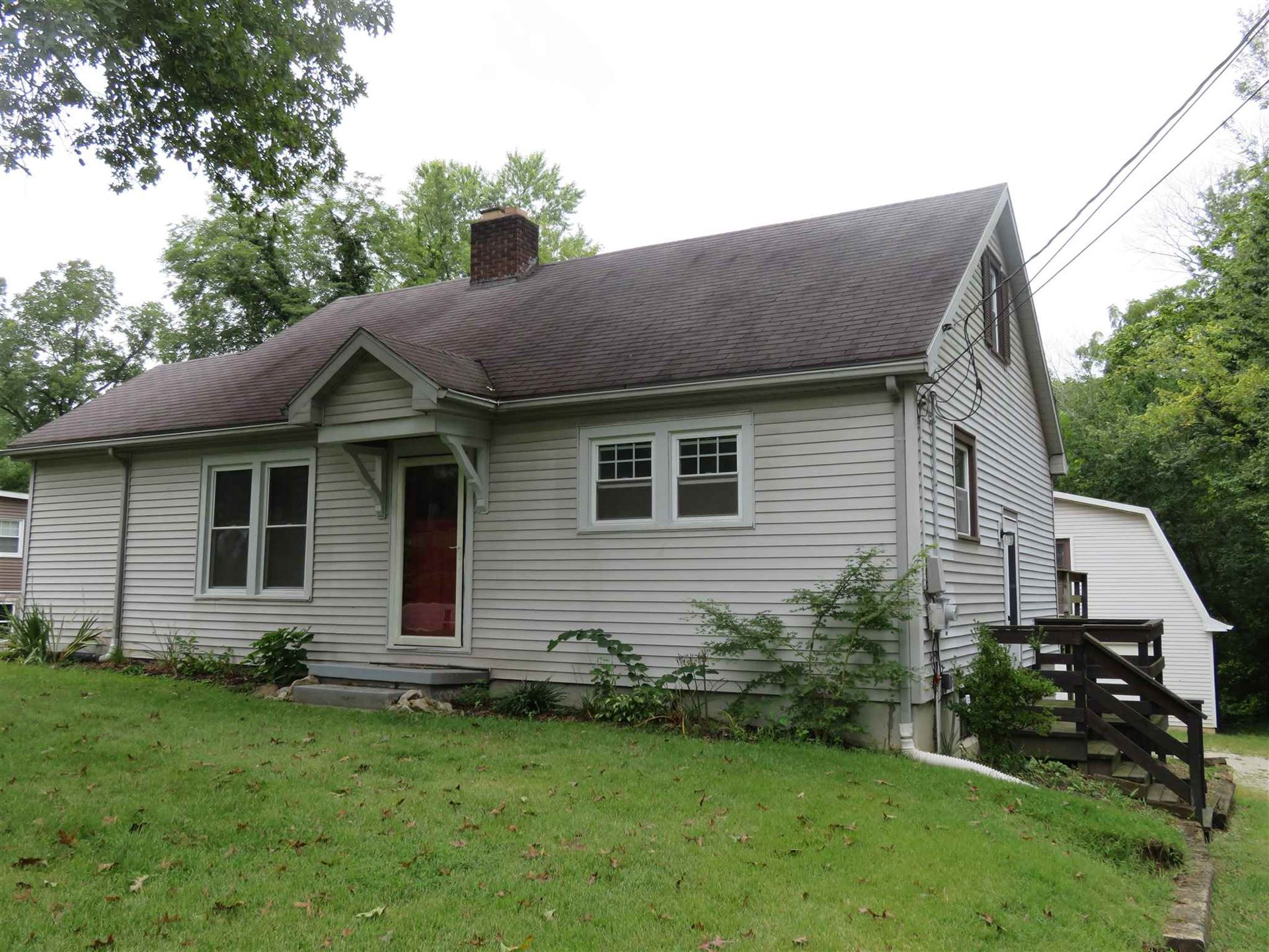 6614 Old State Road, Evansville, IN 47710 - #: 202034473