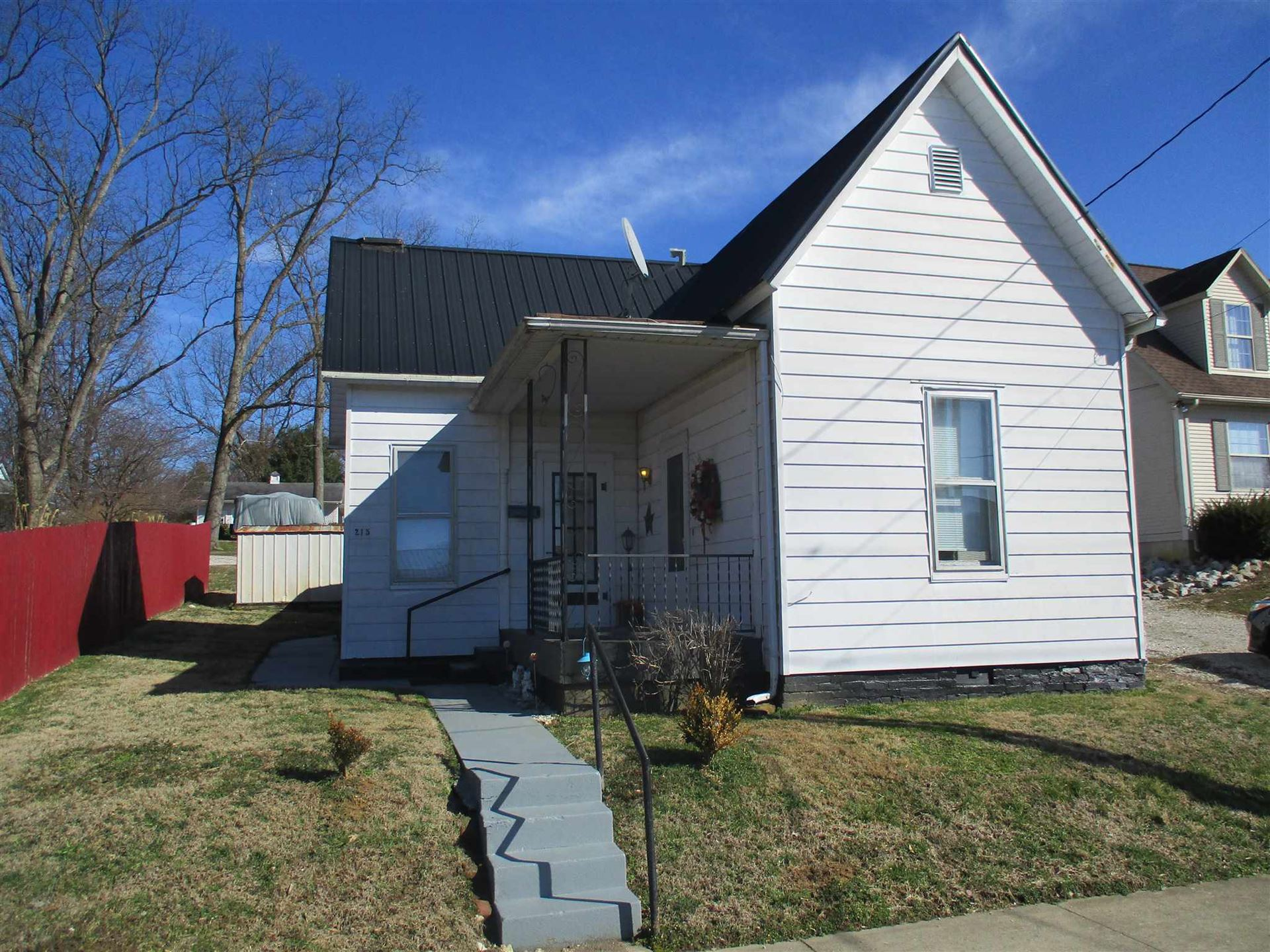 215 S 6th Street, Rockport, IN 47635 - #: 202106474