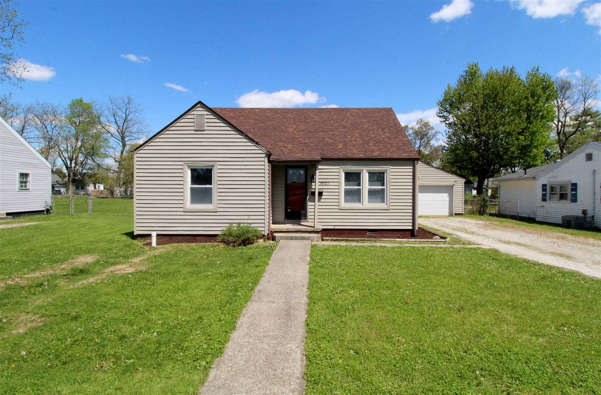 3621 S Harmon Street, Marion, IN 46953 - #: 202016476