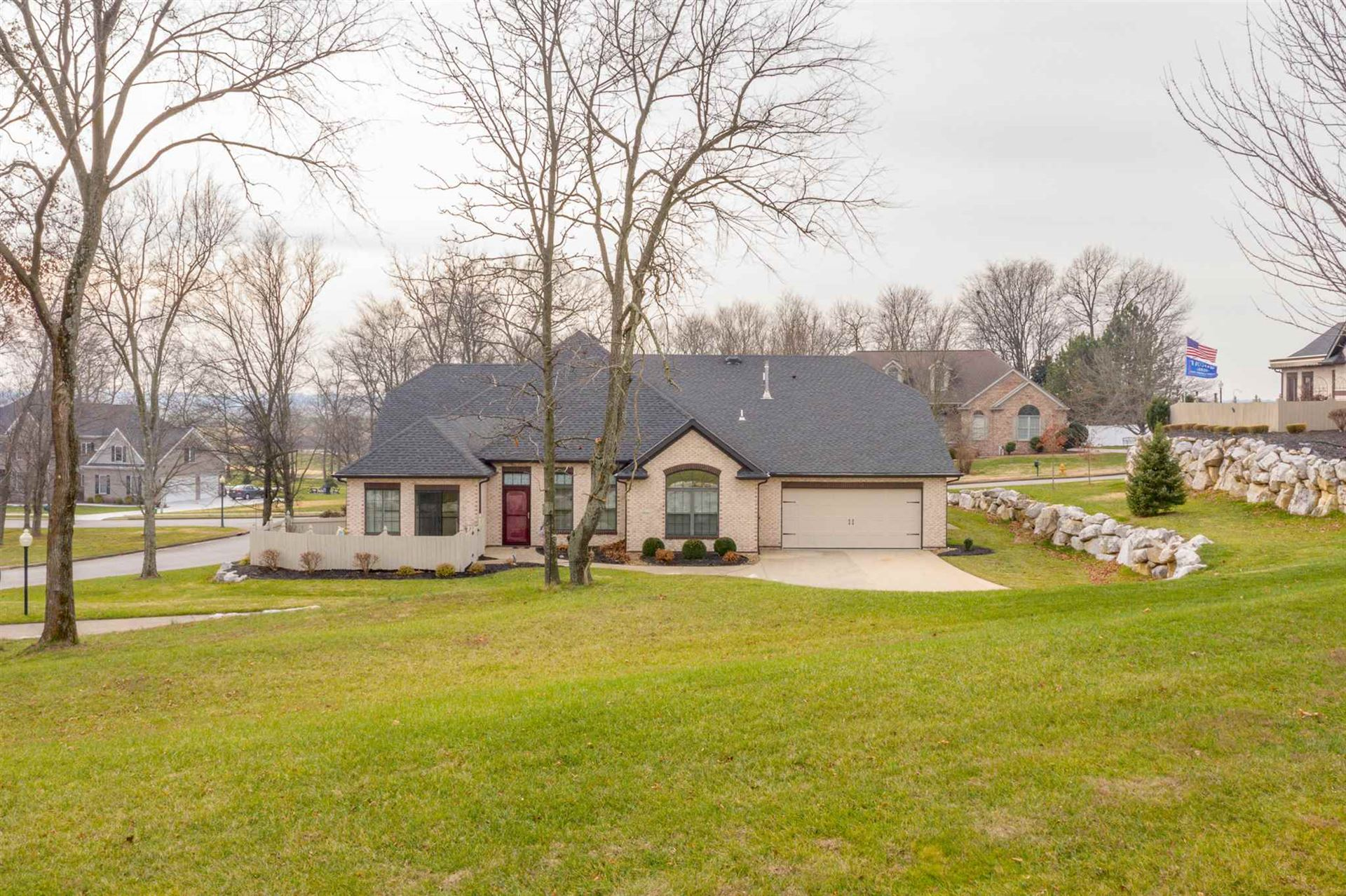 19040 Southampton Drive, Evansville, IN 47725 - #: 202049476