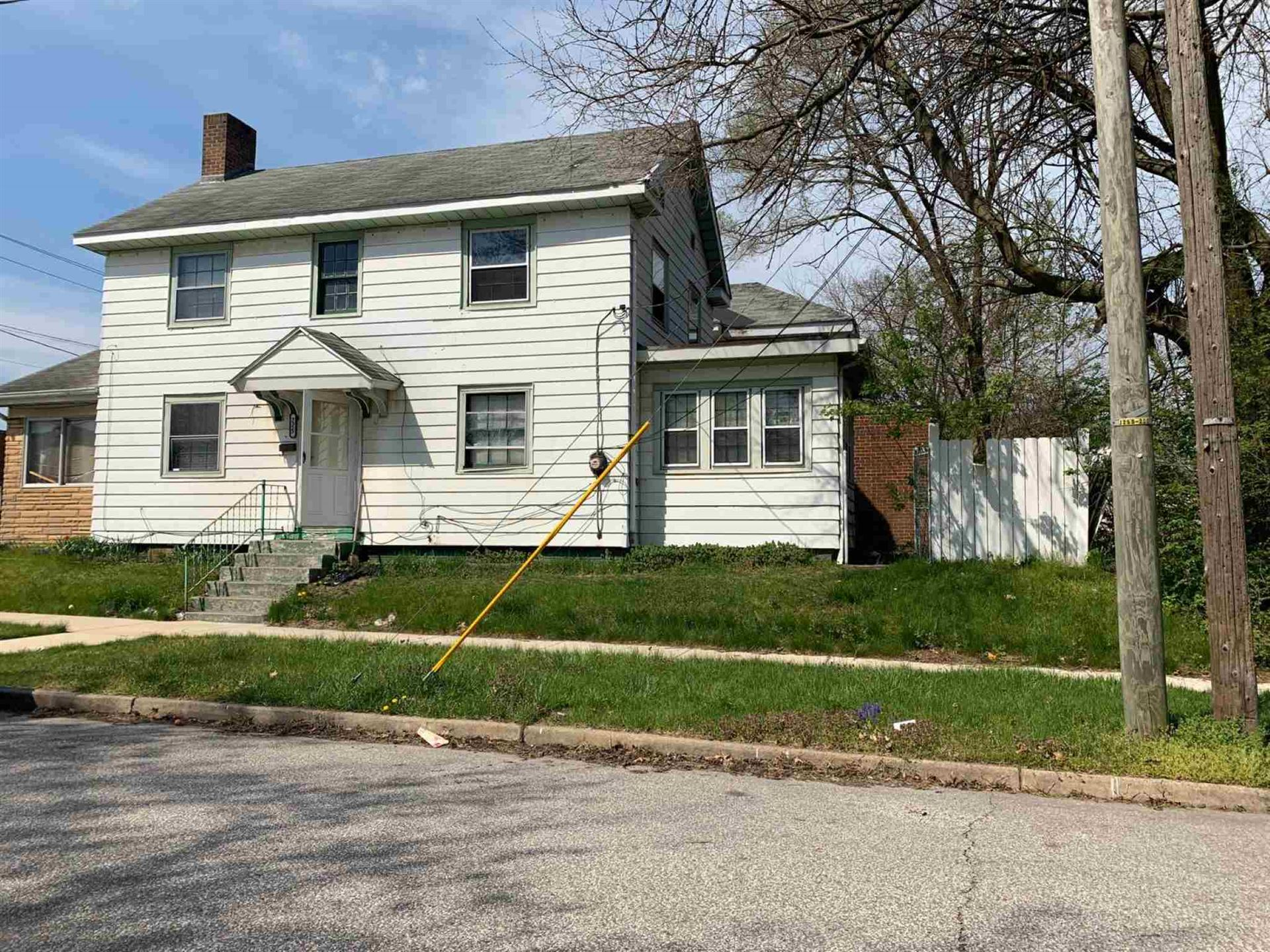 225 E Bronson Street, South Bend, IN 46601 - #: 202017480