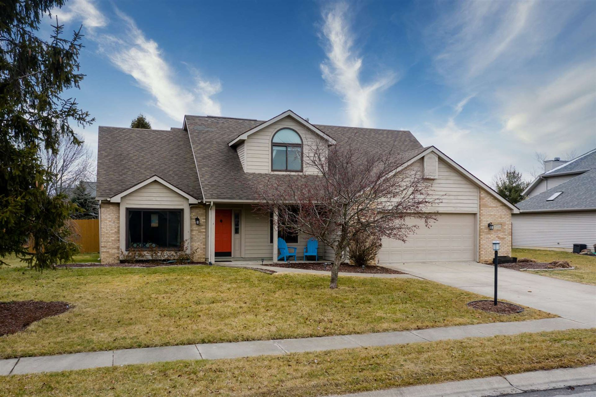 9724 White Hill Court, Fort Wayne, IN 46804 - #: 202005481