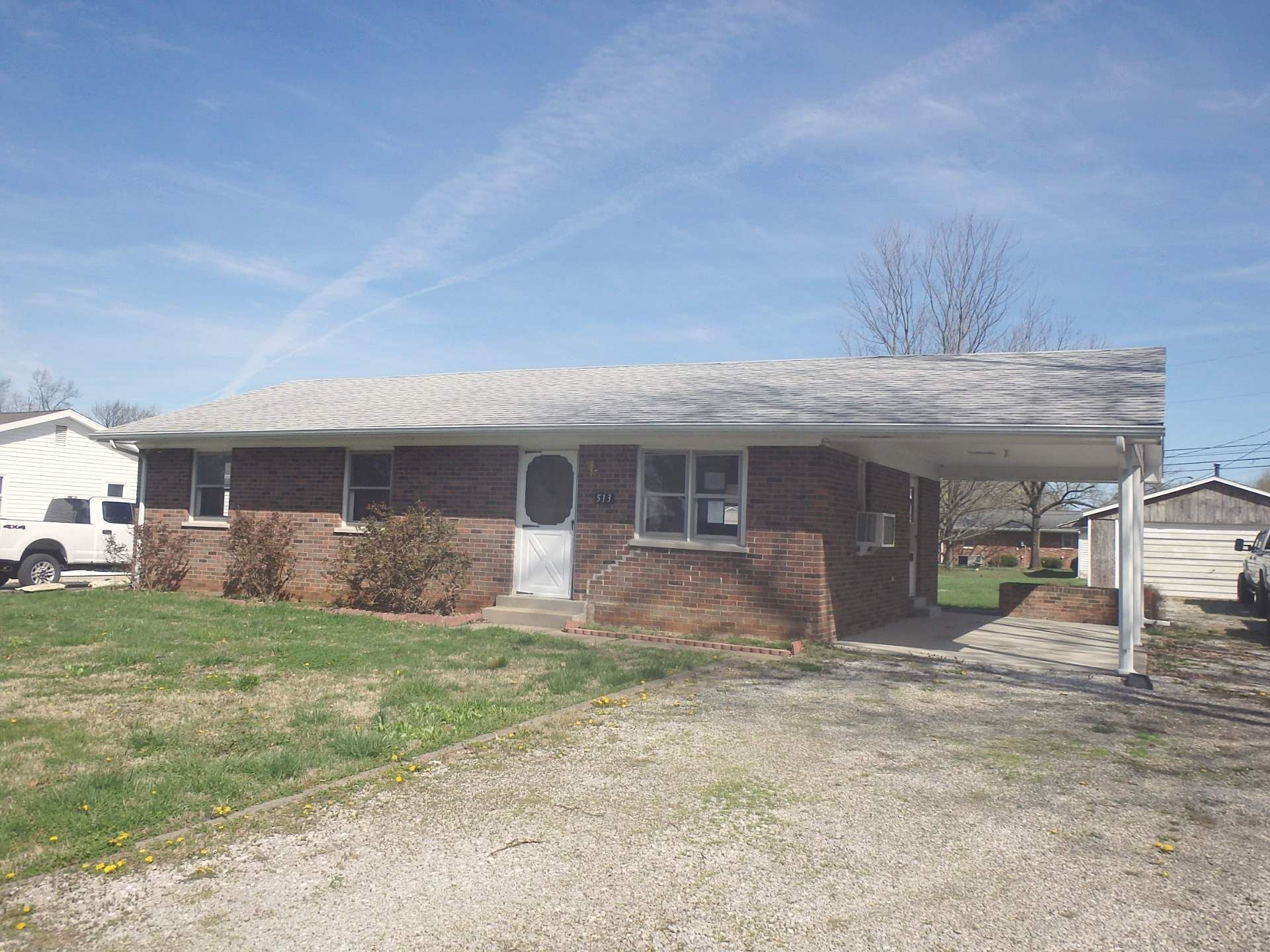 513 W Madison Avenue, Chandler, IN 47610 - #: 202011481