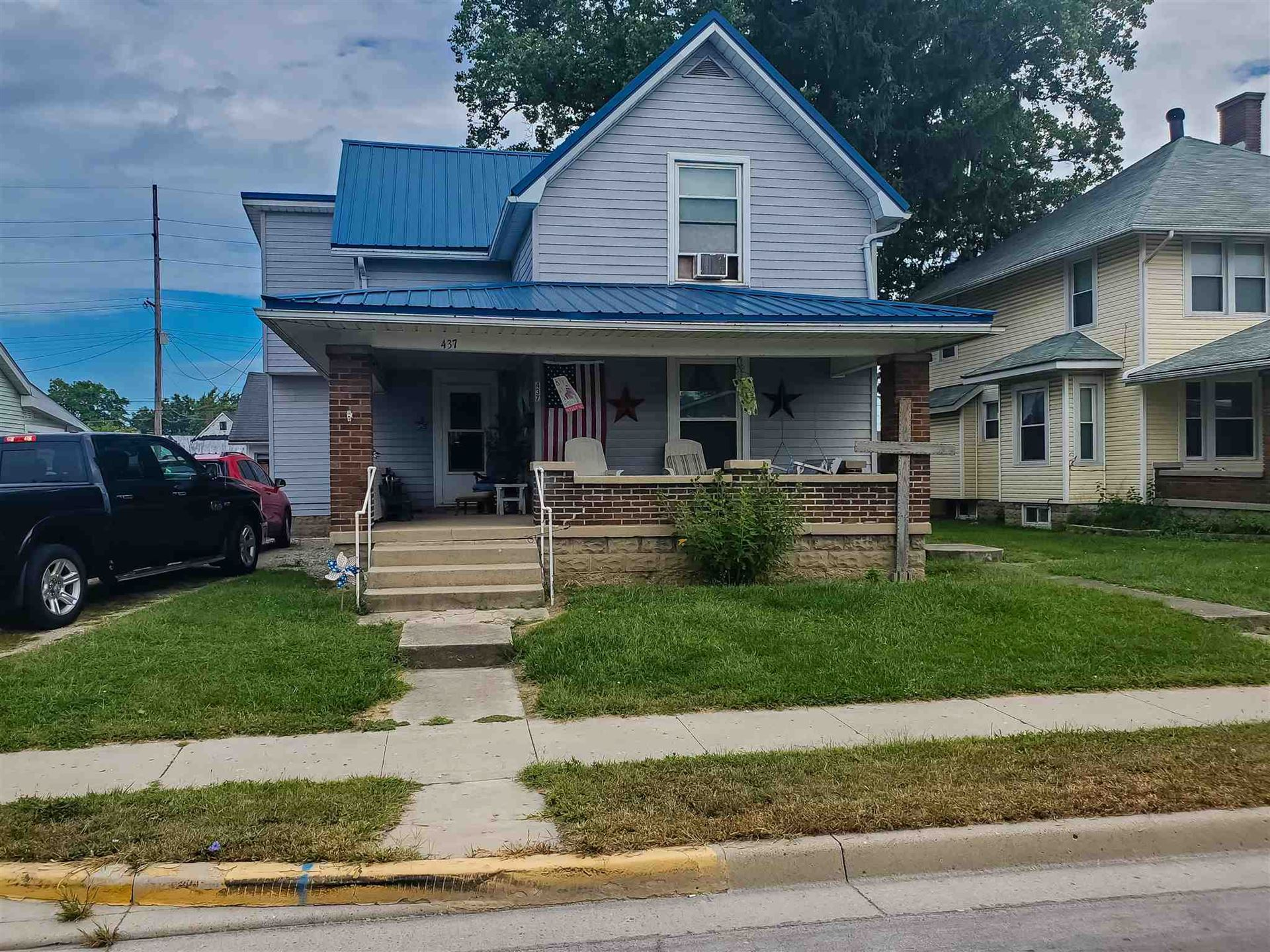 437 E Washington Street, Winchester, IN 47394 - #: 202034481