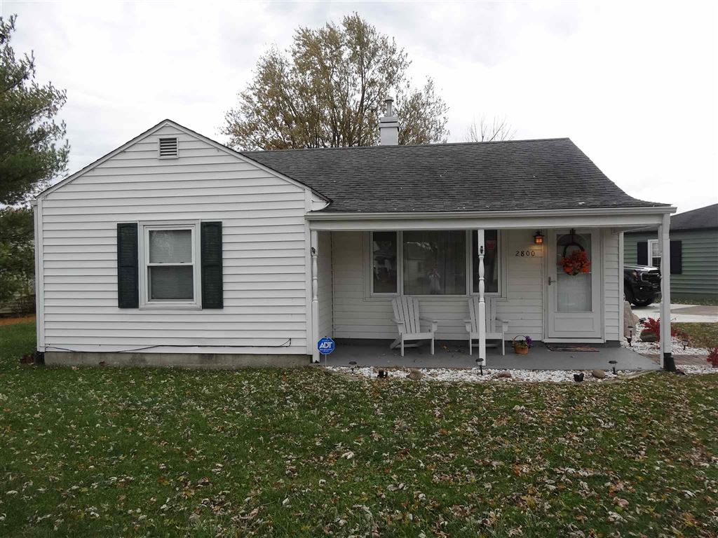 2800 S Mock Avenue, Muncie, IN 47302 - #: 201948482