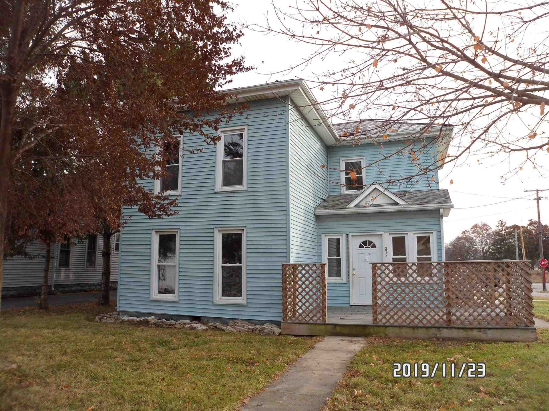 222 N 1st Street, Decatur, IN 46733 - #: 201953482
