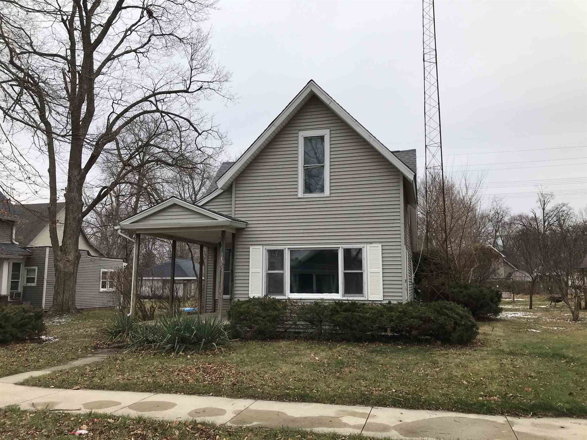 1125 Madison Street, Rochester, IN 46975 - #: 202049484