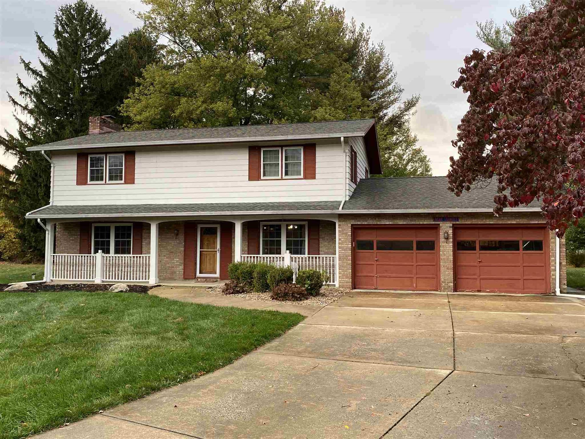 1409 Meadowbrook Court, Lafayette, IN 47905 - #: 202041490