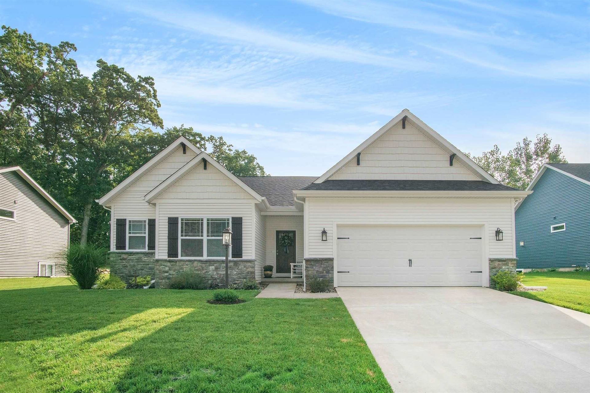4358 Garden Oak Drive, South Bend, IN 46628 - #: 202035492