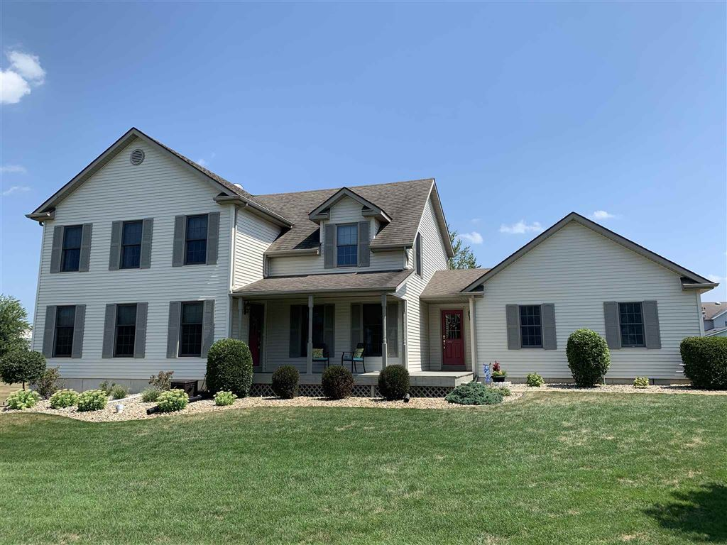 11434 Daisy Court, Plymouth, IN 46563 - MLS#: 201934494