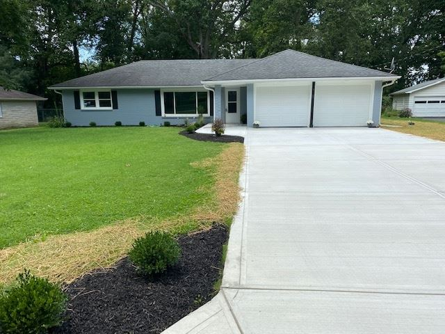 1525 S Ridgeview Drive, Yorktown, IN 47396 - #: 202035496
