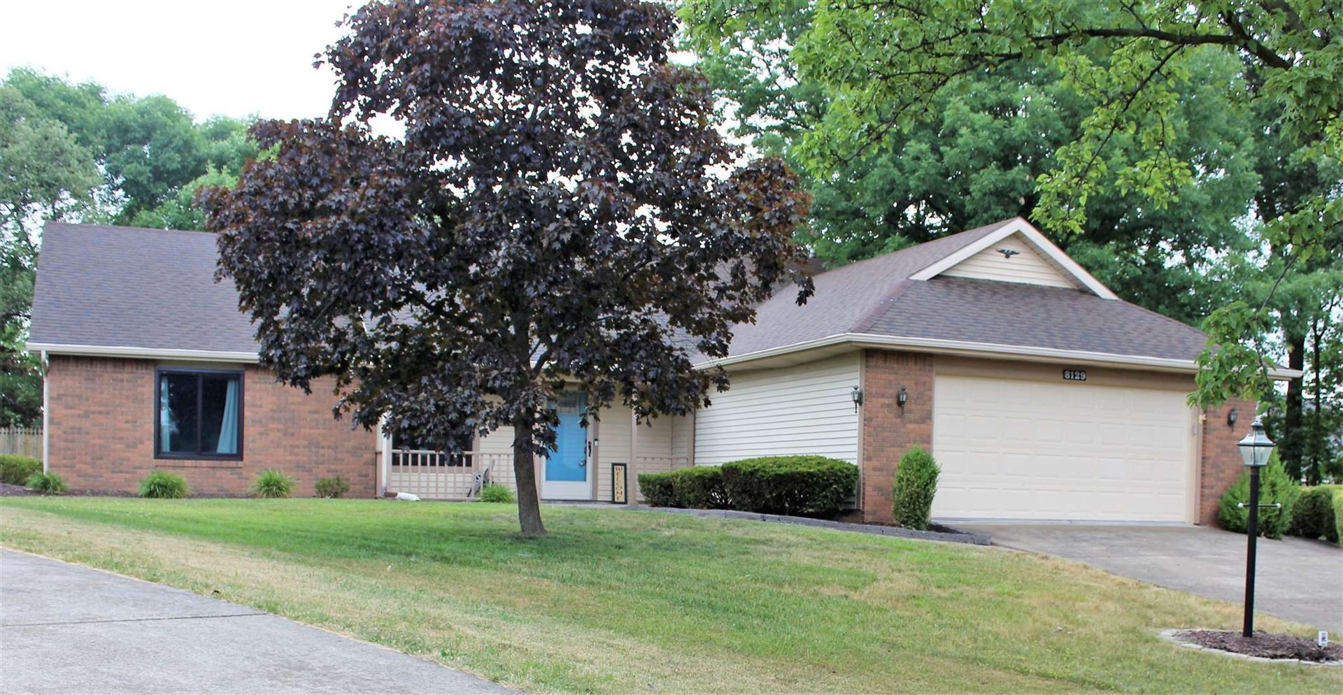 8129 Moss Grove Place, Fort Wayne, IN 46825 - #: 202026502
