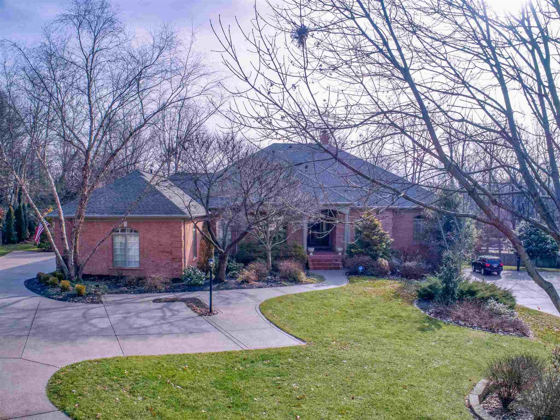 5605 Winthrop Court, Evansville, IN 47715 - #: 201936503