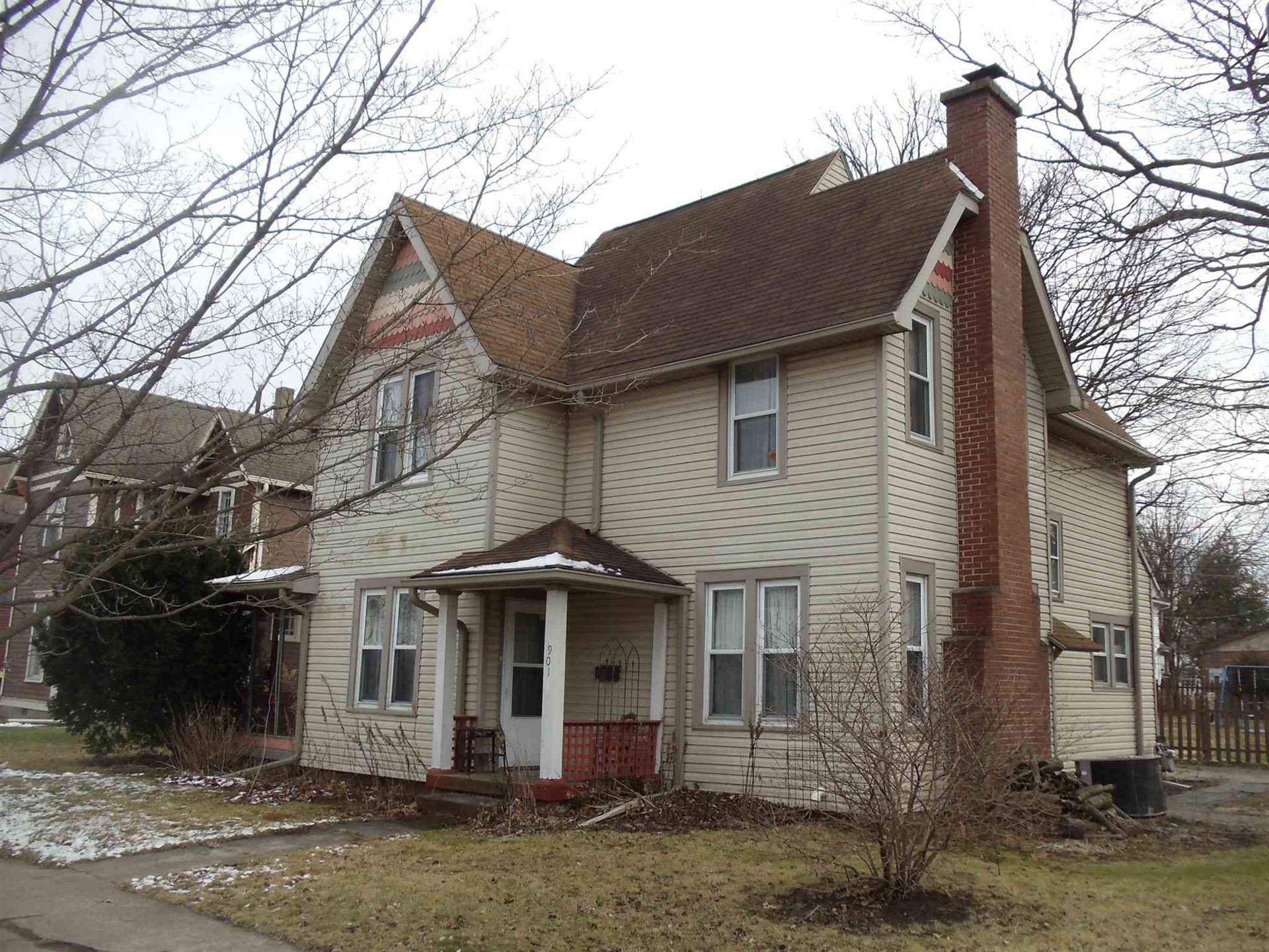 901 E Clinton Street, Frankfort, IN 46041 - #: 202100506