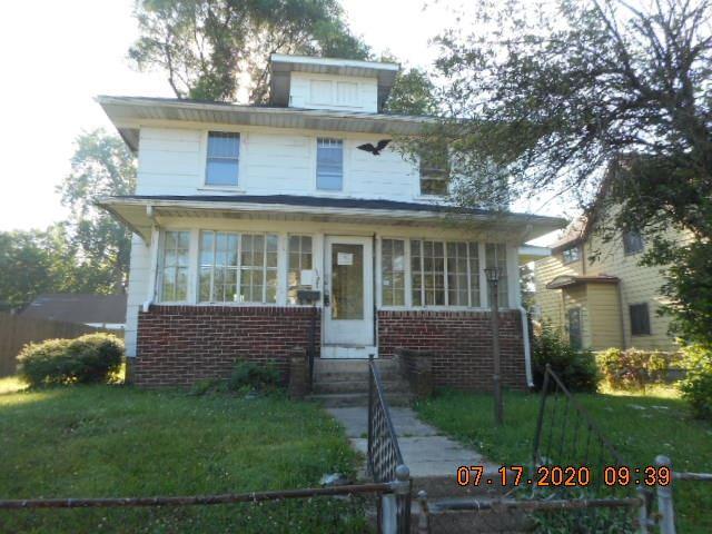 1708 S Jefferson Street, Muncie, IN 47302 - #: 202030510