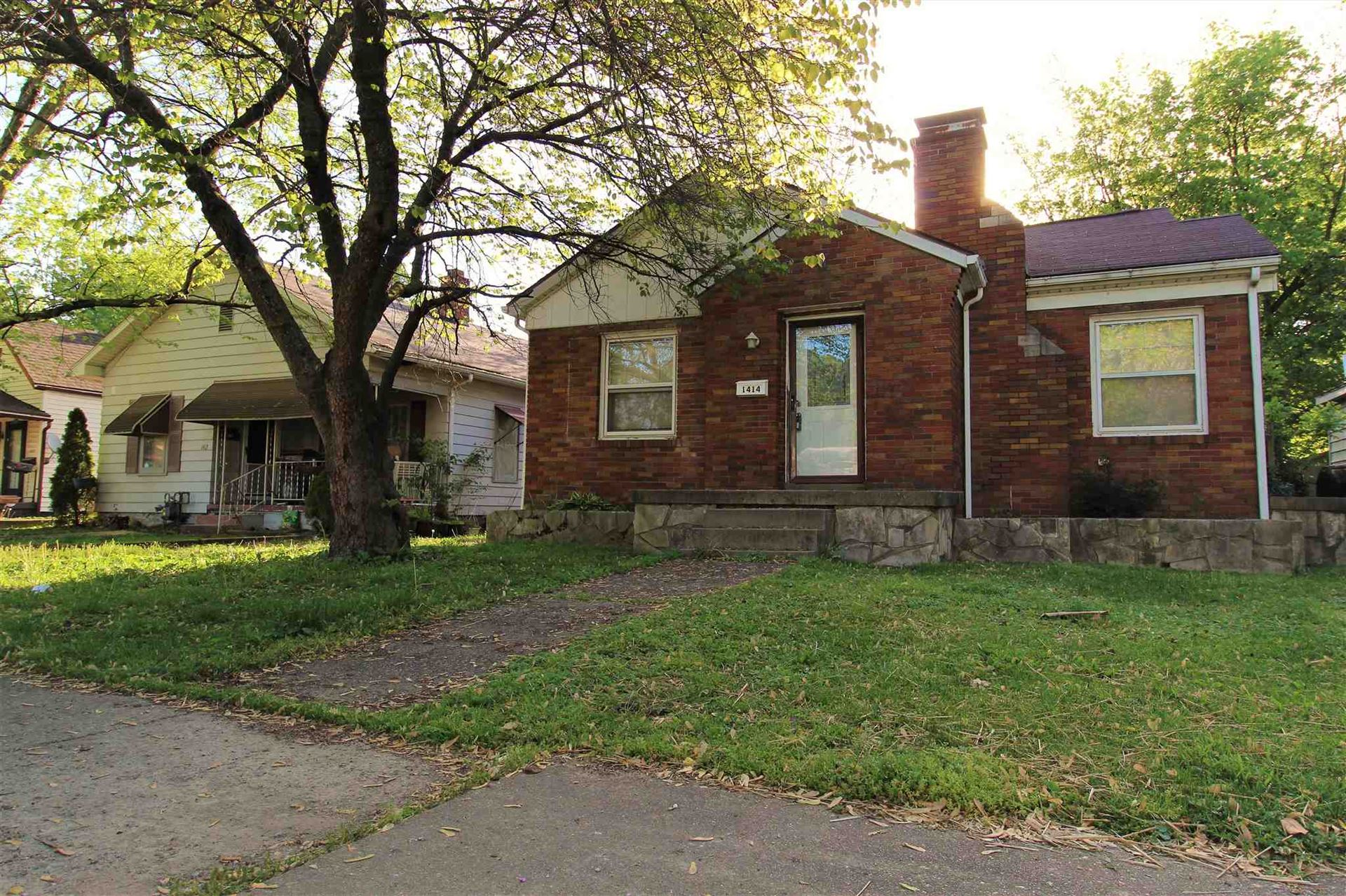 1414 Marshall Avenue, Evansville, IN 47714 - #: 202010515
