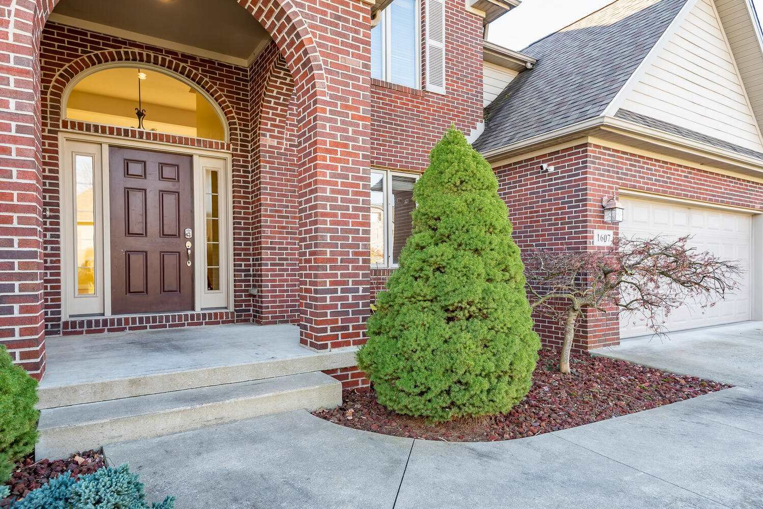 1607 S Andrew Circle, Bloomington, IN 47401 - #: 202046515