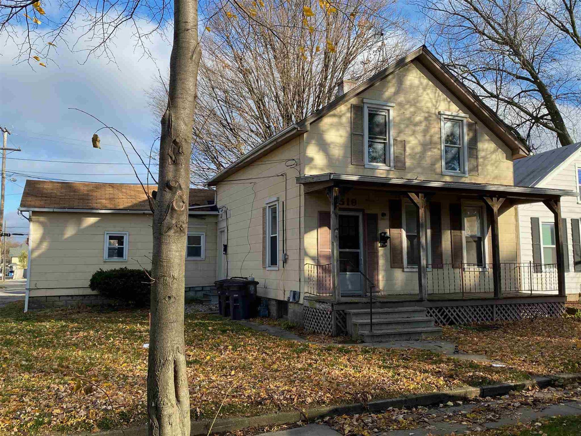 519 Riverside Avenue, Fort Wayne, IN 46805 - #: 202045517