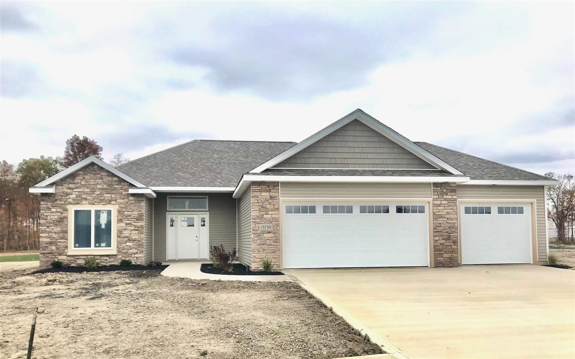 13789 Four Elms Trail, Fort Wayne, IN 46845 - #: 202043518