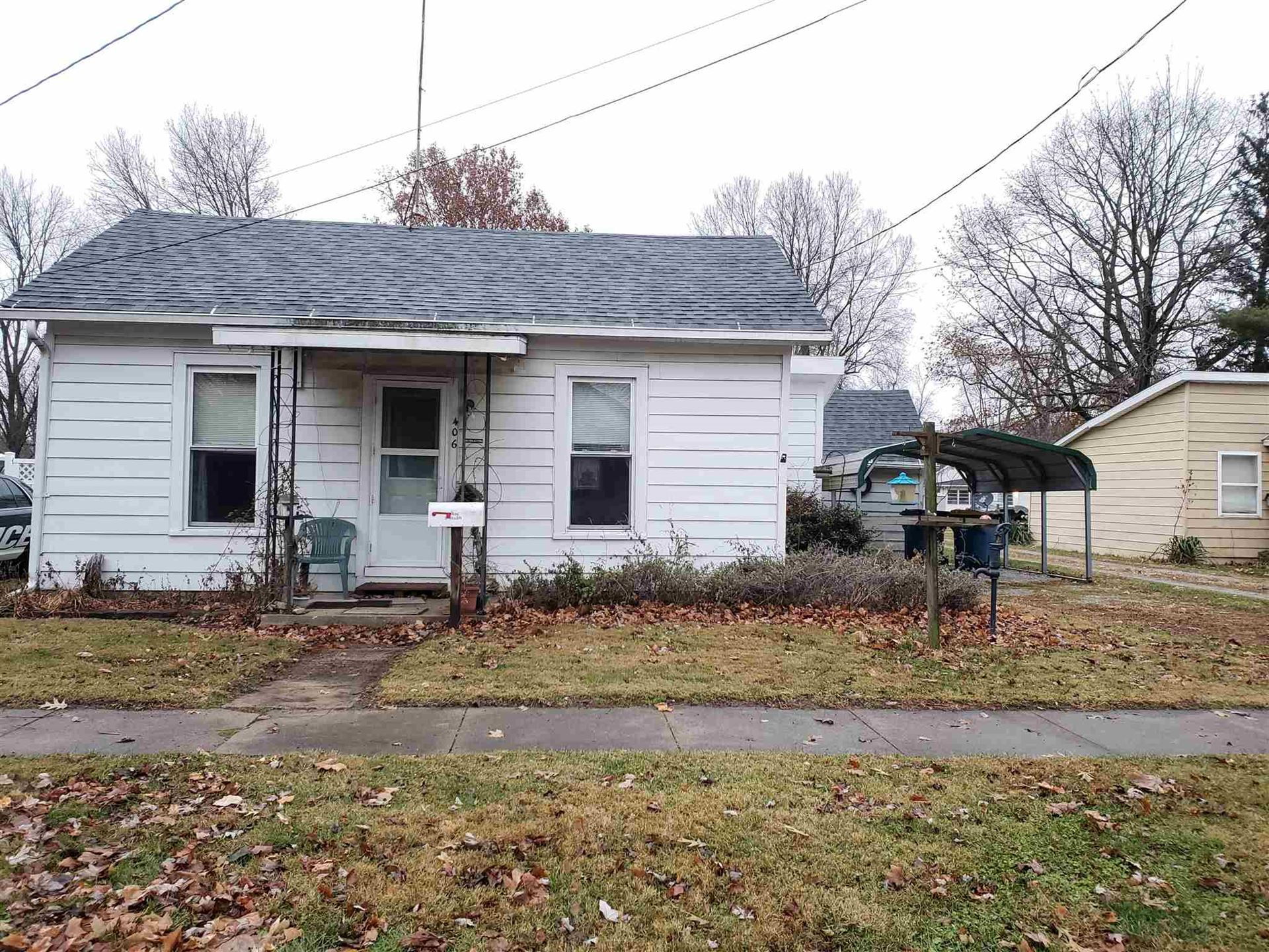406 W 4th Street, North Manchester, IN 46962 - #: 201951519