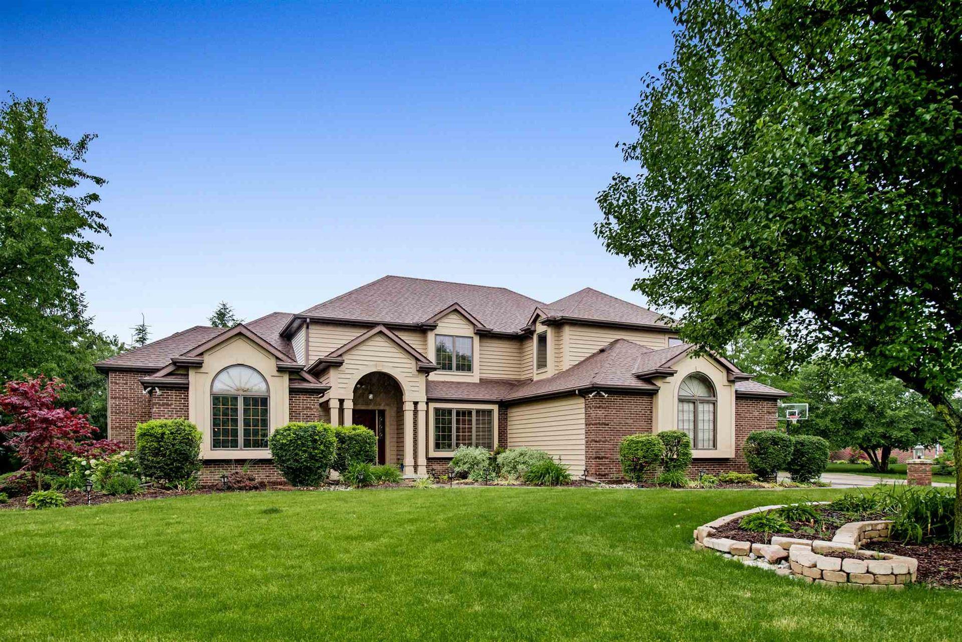 4634 Wyndemere Lane, Fort Wayne, IN 46835 - #: 202015519