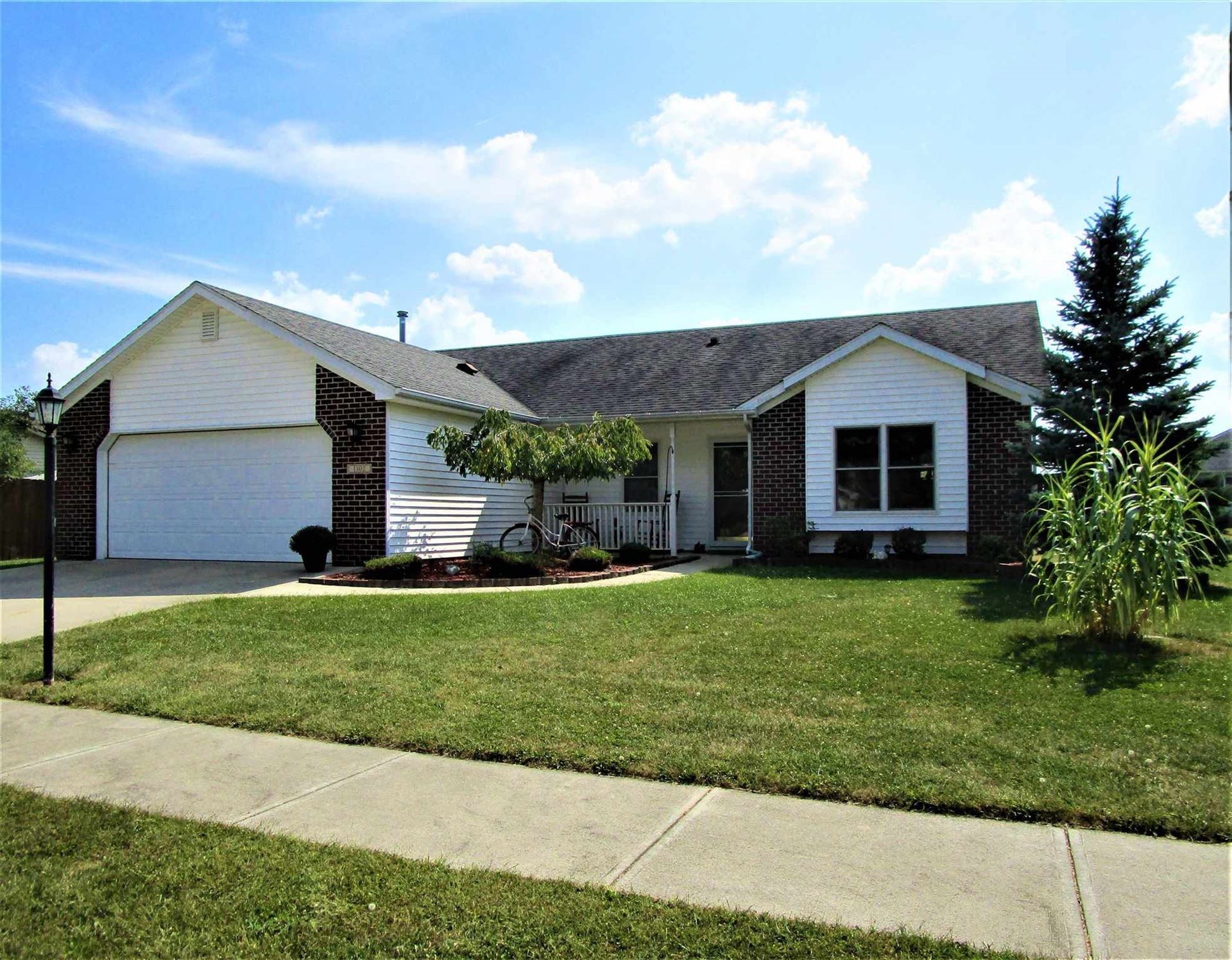 1102 Downridge Drive, Decatur, IN 46733 - MLS#: 201941522