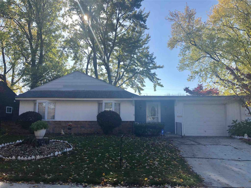 1224 E Dennis Drive, South Bend, IN 46614 - #: 201947525