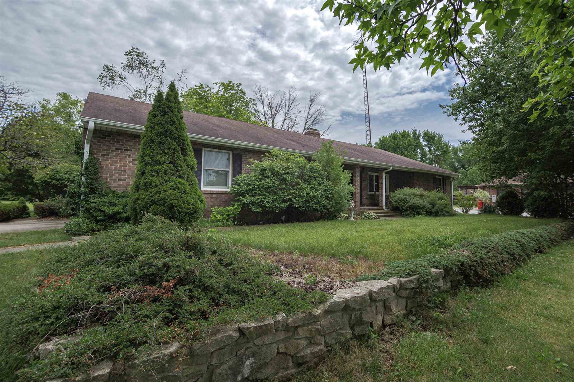 11163 S State Road 43, Brookston, IN 47923 - #: 202024525