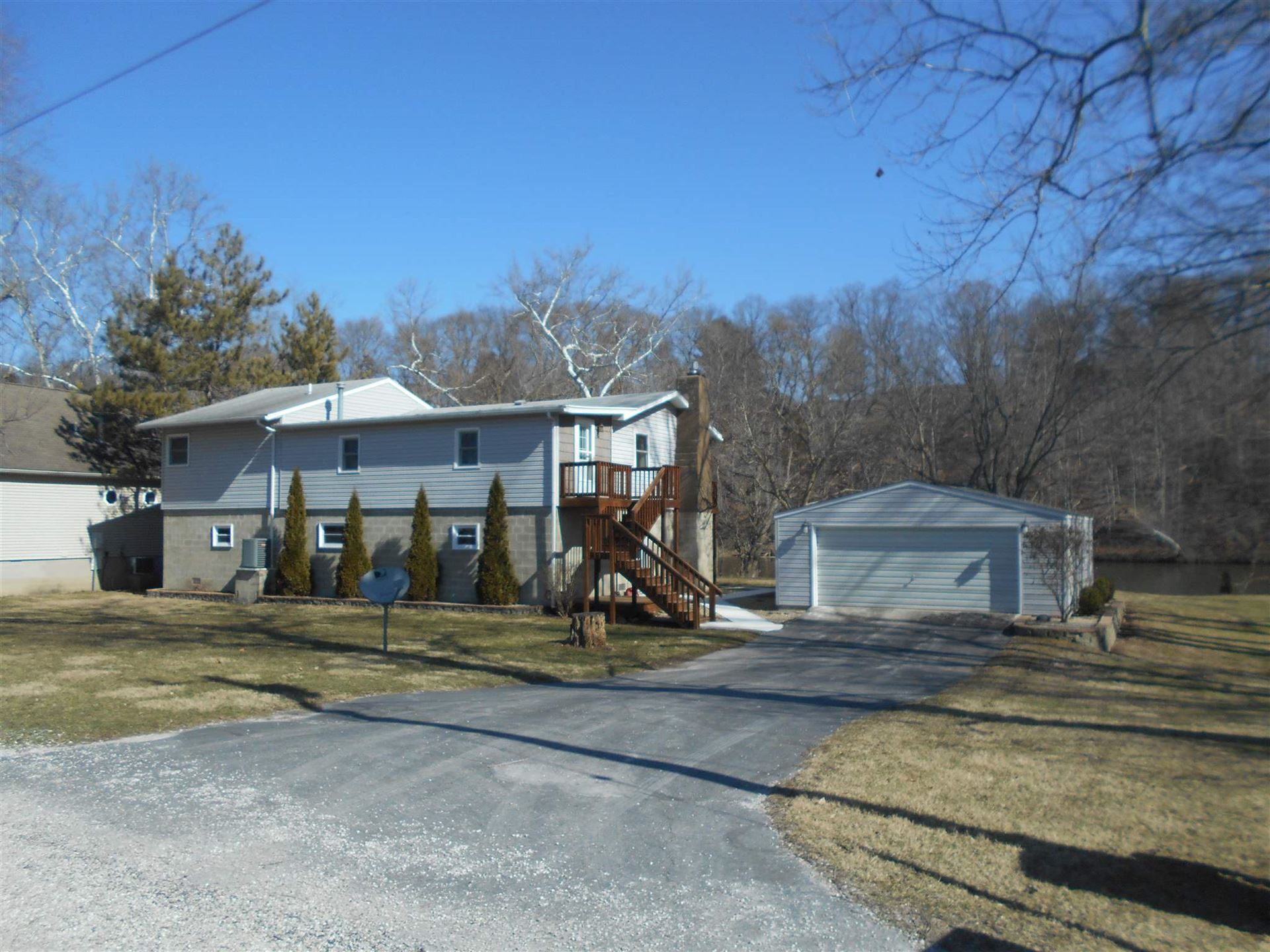 11398 W Horseshose Bend Rd. Bend, Brookston, IN 47923 - #: 202006526