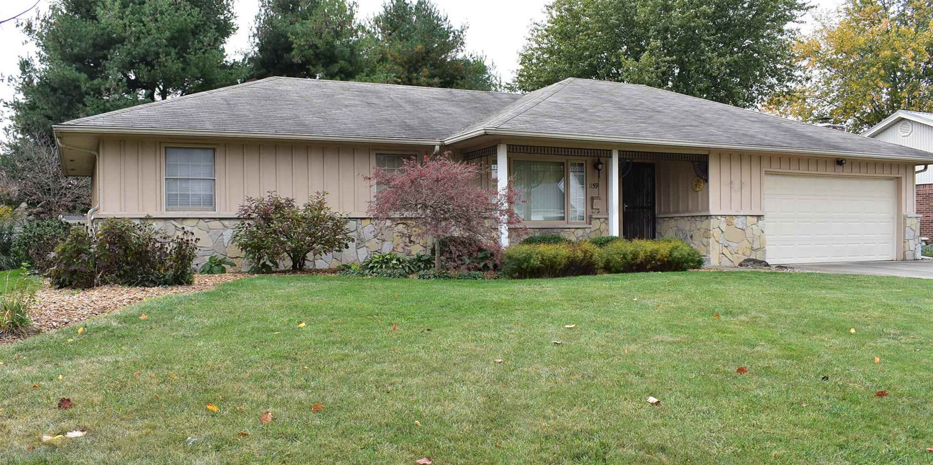 1159 Homewood Drive, Frankfort, IN 46041 - #: 202042526