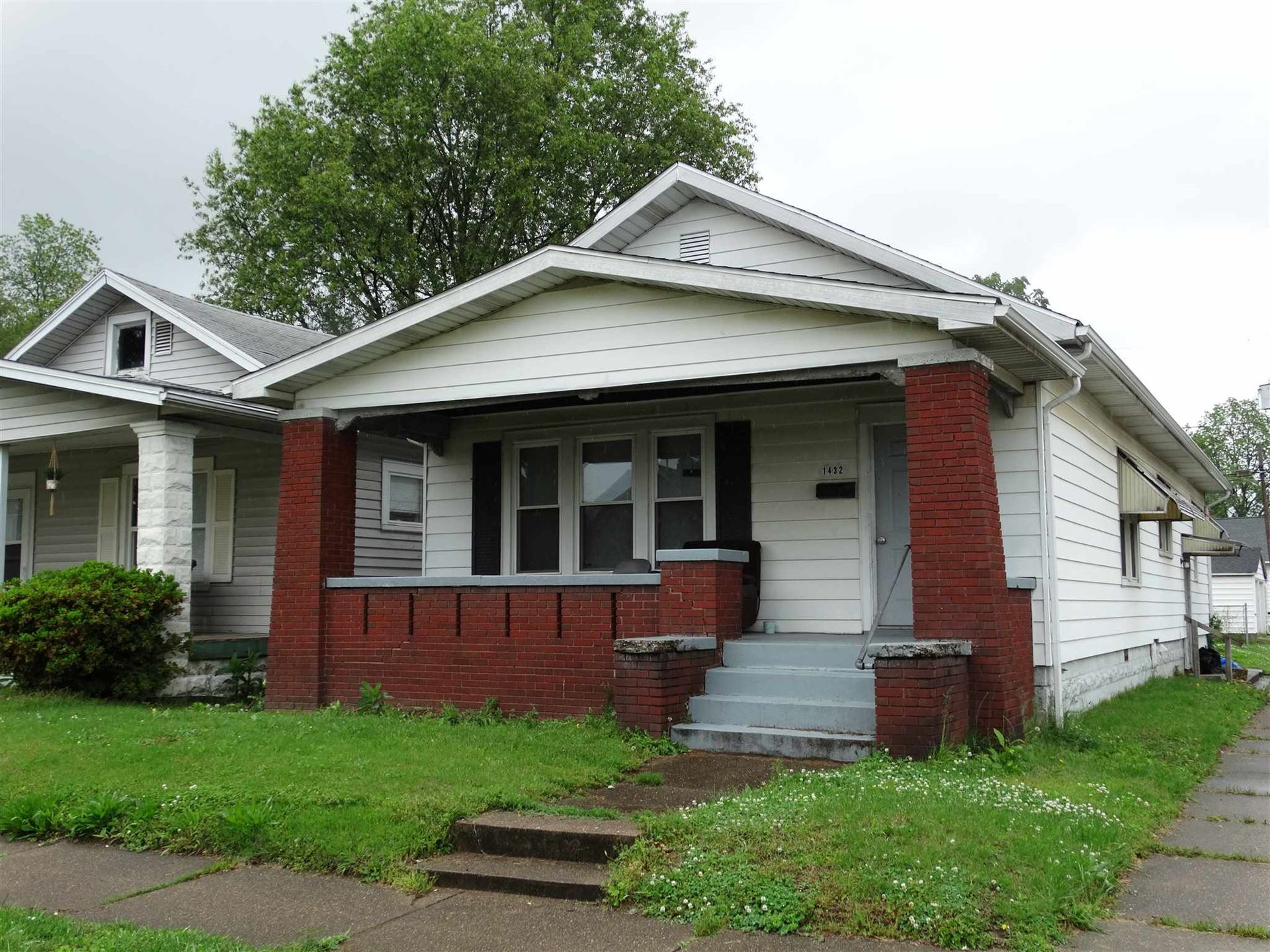 1432 E Walnut Street, Evansville, IN 47714 - #: 202018530