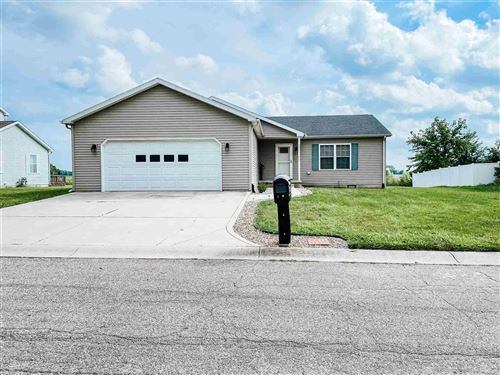 Photo of 645 Man-Chester Drive, Rochester, IN 46975 (MLS # 202135531)