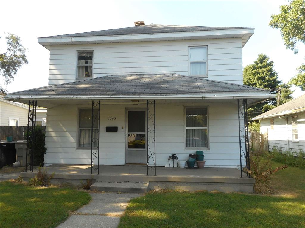 1343 Bowman Street, South Bend, IN 46613 - #: 201934531