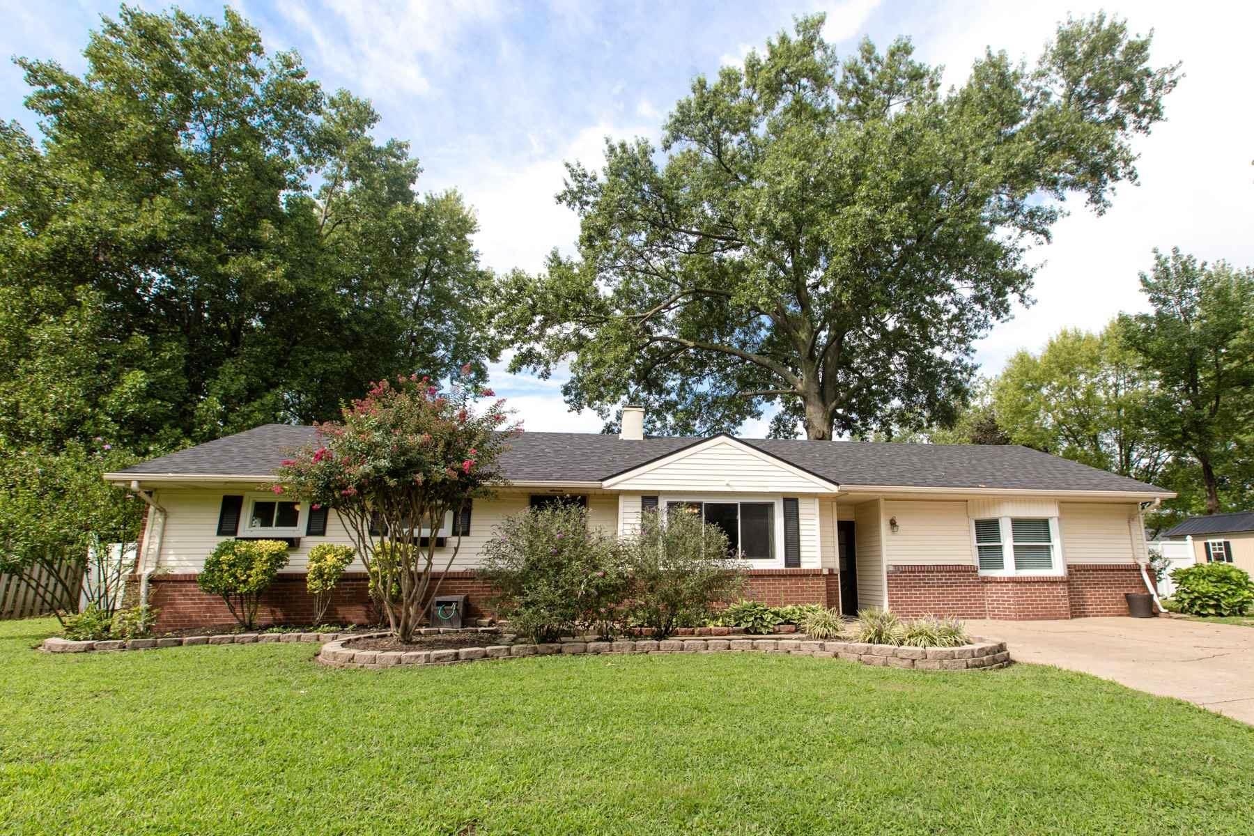 1319 S Brentwood Drive, Evansville, IN 47715 - #: 202035531