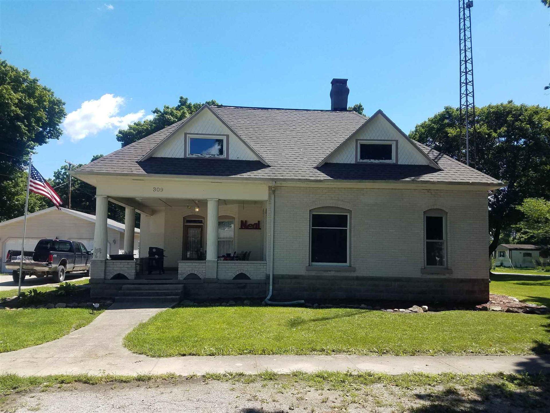 309 S Toner Street, Kewanna, IN 46939 - #: 202029532